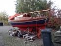 Klassieke zeilboten Kajuitzeilboot, Opknapper!